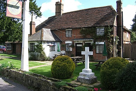 The George and Dragon at Dragon's Green