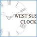 Part of the West Sussex Clocks logo